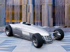 Cadillac VSR Hot Rod
