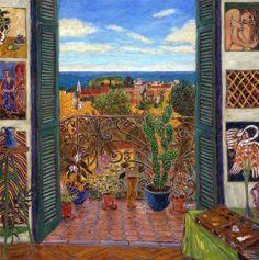 Damian Elwes Matisse's Studio