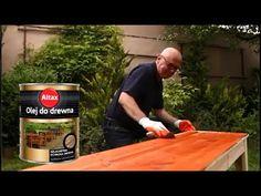 Altax Olej do drewna - jak stosować? Zobacz film instruktażowy. - YouTube