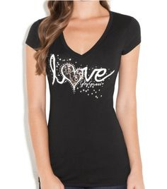 G by GUESS Joni Love Tee $15.00 #bestseller