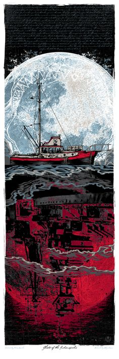 JAWS by Rhys Cooper