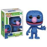 Funko POP! Vinyl Seasame Street Grover