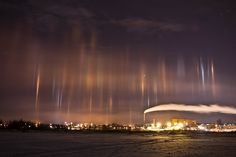 Helsinki Halos by Henrik Kalliomäki, via Flickr