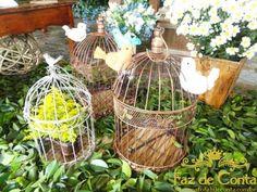 gaiolas passarinhos