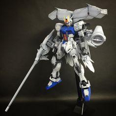 icespeed's Custom MG 1/100 Strike Gundam ロディゲシー