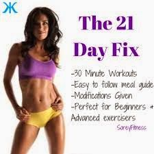 Cait Strayhorn: 21 Day Fix Womens Results