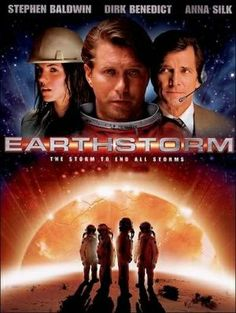 Dunya Firtinasi - Earthstorm - 2006 - DVDRip Film Afis Movie Poster