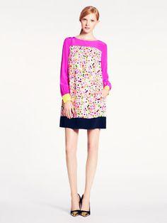 KSNY X DARCEL MARETTA DRESS /