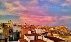 """""""Tejados Tarragona"""" de Yolanda Ramos"""
