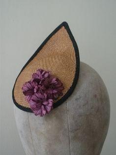 Summer inspired Flower Headpiece by iamsharonmorgan on Etsy, £49.00