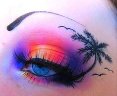 The eyebrow is awful but the rest is awesome