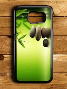 Zen Bamboo Stone Samsung Galaxy S6 Case