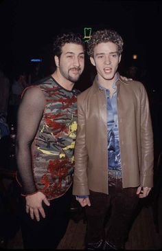 I'm dying... 18 Times Joey Fatone Got The Short End Of The Fashion Stick