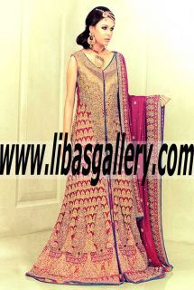 Shazia Kiyani Bridal Dresses Collection 2016,Pakistani Bridal Dresses Shazia Kiyani in wilmington Delaware USA- What bridal traditions are you incorporating into your big day? We're loving this gorgeous wedding day Dress. The perfect mix of tradition and modern Bridal Dress purchased at www.libasgallery.com #UK #USA #Canada #Australia #France #Germany #SaudiArabia #Bahrain #Kuwait #Norway #Sweden #NewZealand #Austria #Switzerland #Denmark #Ireland #Mauritius #Netherland  #bespoke #gowns…