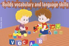 Stories definitely add to the word list of kids, especially toddlers. However, beyond vocabulary, stories largely help develop their language skills; even when they are barely two.