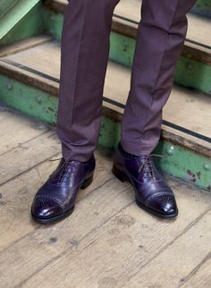Paul Smith John Lobb Spring Summer 2013 shoes #mens fashion #style