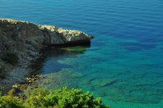 Praia de Stara Baska, Ilha de Krk, Croácia