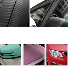 NEER Autó Színes Réteg 4d Szénrost Fényes Autó Matrica Vehicles, Car, Automobile, Cars, Vehicle, Tools