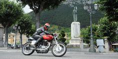 Milano Taranto | Reenactment for vintage motorcycles