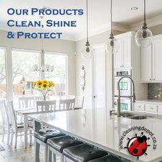 Our Products Protect, Clean, Shine, Sanitize and Polish ❤️ ❤️ Car Wash Wax, Cleaning Chemicals, All Purpose Cleaners, Toilet Bowl, New Green, Clean House, Laundry, Polish, Products