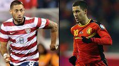 Belgium vs USA 2014 World Cup Highlights Goals GIFs Photos