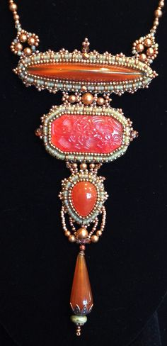 Made by Kiowa Rose Beads Kiowarose.com or kiowarosebeads.etsy.com