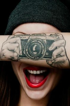 Este tatuajes esta genial xD