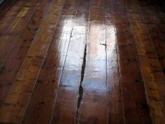 For my nest home - beautiful weathered hardwood floors