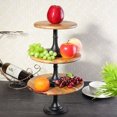 Description : 3 Sizes Round Cake Stand Pedestal Dessert Food Display Wedding Party Holder Wood Decorations - 3 size round cake stand for your choice - Retro simple design, unique ingenuity - Perfect for home, wedding party, birthday party, etc. Summer Party Appetizers, Appetizers For Kids, Dessert Recipes, Dessert Food, Desserts, 16 Birthday Cake, Pedestal Cake Stand, Food Displays, Super Party
