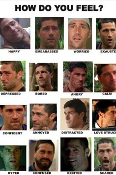 Jack Faces LOL :) Lost, Dharma Initiative, Jack Shephard, Matthew Fox