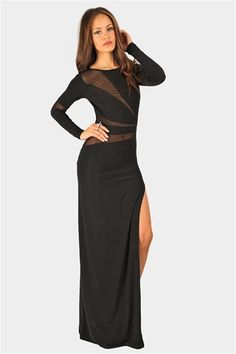 Imagination Maxi Dress - Black. Just $29.99 from Necessary Clothing. I love this store!