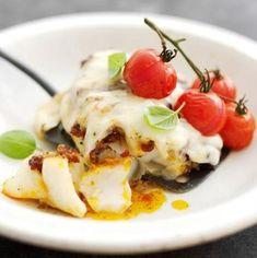 Heerlijke kabeljauw recept, Kabeljauw uit de oven alla Jamie Oliver. Bekijk snelle en gemakkelijke recepten op Yesrecepten.