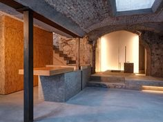 gus wüstemann architects, Bruno Helbling · In Dialogue With History
