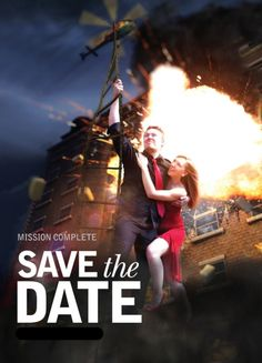 Insanely Awesome Save the Dates (a must-have list) #engaged #wedding