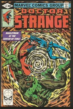 Doctor Strange #32 Chris Claremont, Gene Colan, Dan Green Marvel Comics 1980 VF+