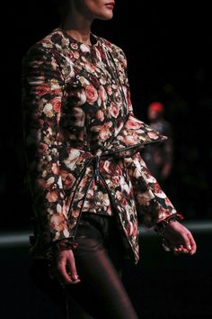 Givenchy F/W 2013-14, Details