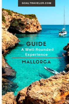 5 stops to help complete a well rounded trip in Mallorca Spain. #travel #adventure #spain #traveltips #travelguide
