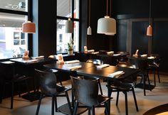 Wendela chair at Zoetelief bar & restaurant in Den Bosch, the Netherlands