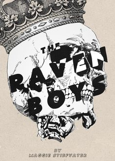 alternate covers   the raven boys // trc