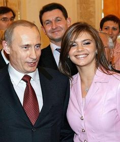 Russian President Vladimir Putin is now rumored to have a second love child with former Olympian gymnast Alina Kabaeva. Alina Kabaeva, Ukraine, United Russia, Wladimir Putin, Back In The Ussr, Europe News, Current President, Poster Boys, Old Wife