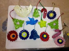 Pottery pieces made at the Arc of High Point Art Programs, High Point, Creative Art, Crochet Earrings, Pottery, Ceramica, Pottery Marks, Ceramic Pottery, Pots