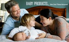 Best baby products for your registry the second time around - what to register for when you're pregnant with your second child.