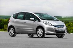 Exciting Honda Fit 2013 Photos Gallery