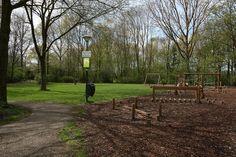 Speeltuin De Meijert, bomen- Meijertparkje in Mijdrecht