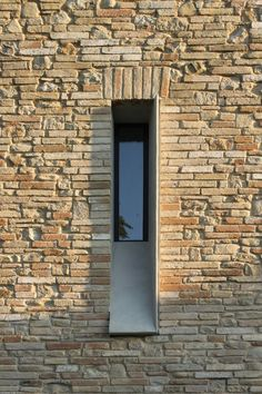Window Detail _ architect Fabio Barilari