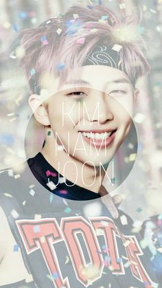 BTS Wallpapers || KIM NAM JOON  Wallpaper