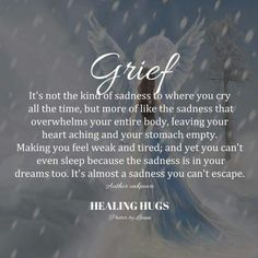 The Lord sends His Angels to comfort in times of grief.