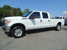 WWW.EMAUTOS.COM ONE OWNER 2016 Ford F-250 Super Duty XLT Crew Cab 4x4 Long Bed In Locust Grove VA - E & M Auto Sales #Emautos