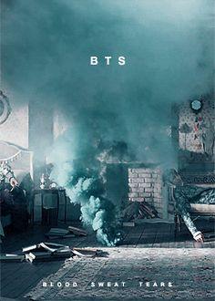 '피 땀 눈물 Blood Sweat & Tears' 랩몬스터 Rap Monster wallpaper