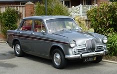 Singer Gazelle V 1965. Very original been well looked after. Great car to drive.